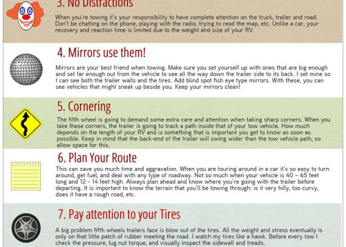 9 Trailer Towing Tips
