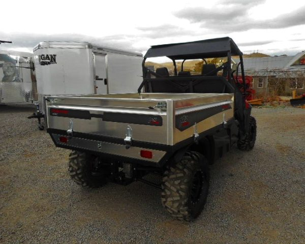 2016 mPACT XTV 1000L Longbed Diesel Gas Motor Left Backside View