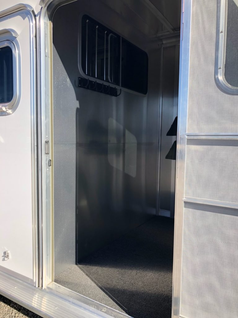 2018 Featherlite 9407 Trailer Inside Tac Room View 2 : featherlite doors - pezcame.com
