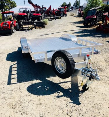 2019 CargoPro 16′ Car Hauler Trailer Front Passanger Side