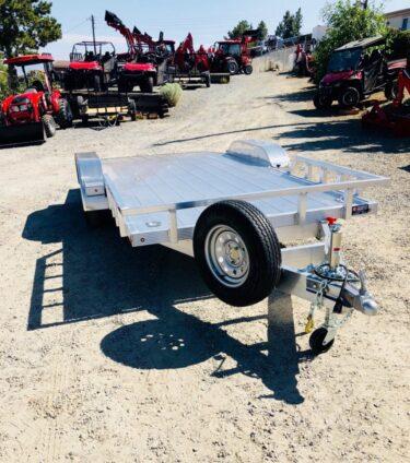 2019 CargoPro 16′ Car Hauler Trailer Front Passanger Side