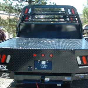 CM TRUCK BED