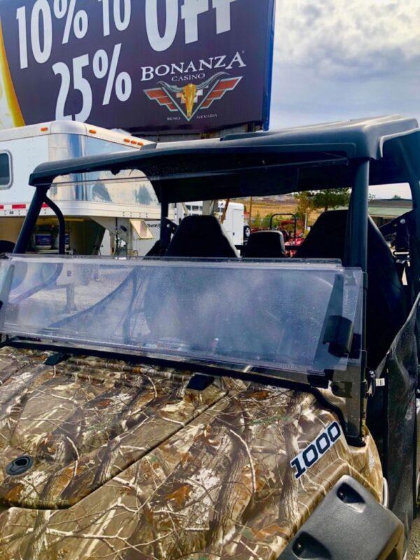 2018 Camo Retriever 1000 Front View