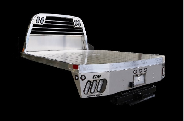 CM RD2 Truck Bed Left Back Side View