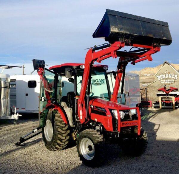2018 Mahindra 2538 W/ Cab Tractor