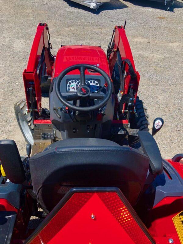 2018 Mahindra 1626 Tractor Closeup View
