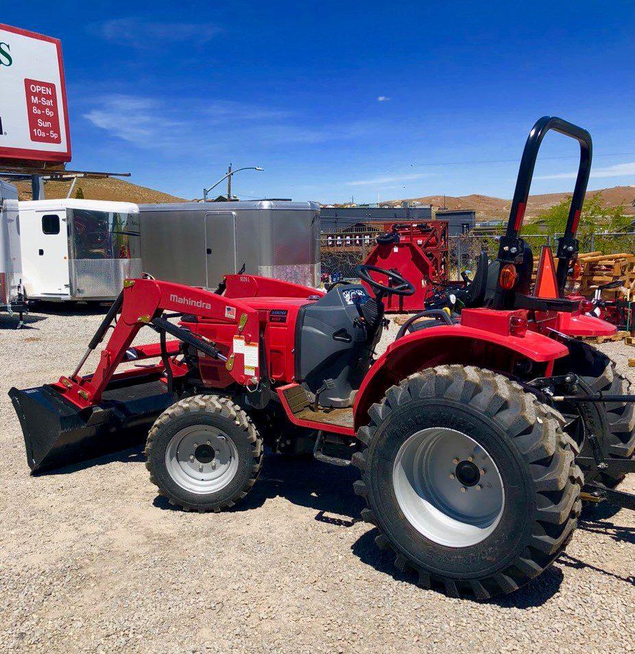 2018 Mahindra 1626 Tractor | Featherlite of Reno