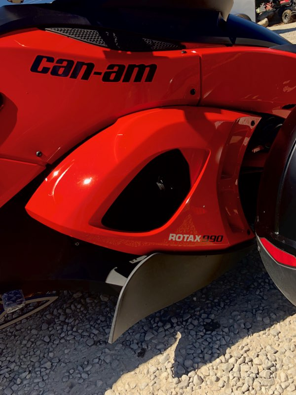 2012 Can-Am Spyder RS-S Motorcycle | Featherlite of Reno