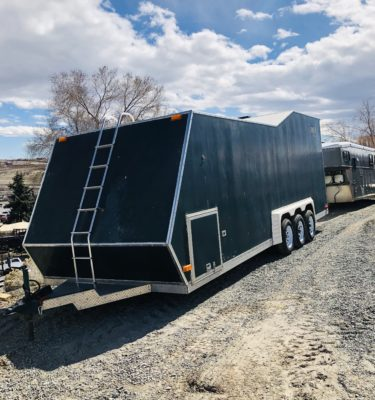 1995 TPD 24' Enclosed Trailer