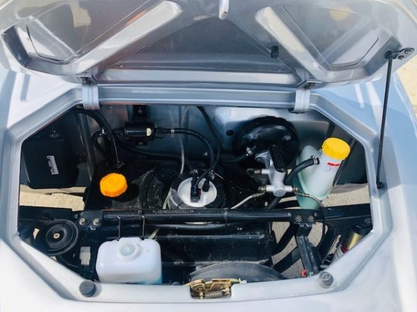 1083CC SILVER BULLET ENGINE VIEW