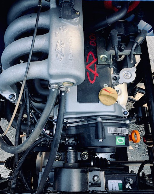 1083CC ENGINE VIEW