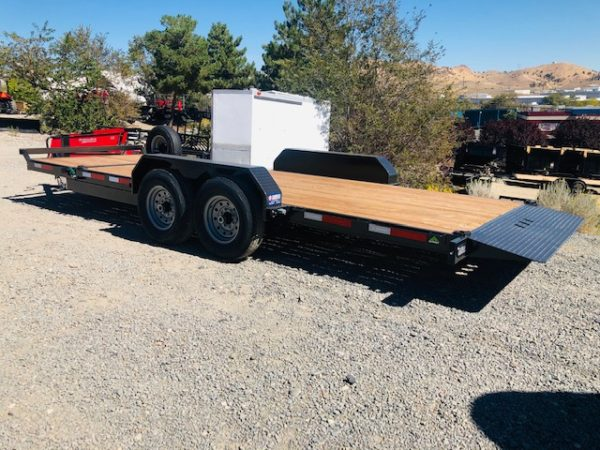 2020 Summit Denali Pro 20' Tilt Trailer Side Driverside View